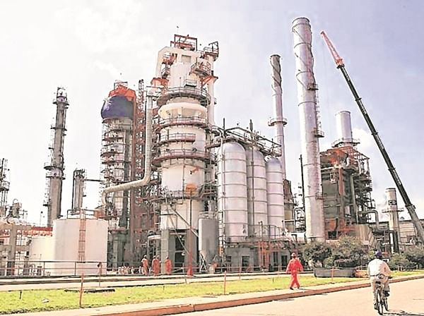 Maha refinery on Saudi radar