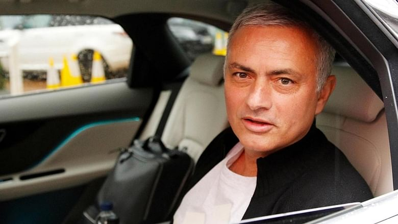 The Special One joins Spurs: Former Man Utd manager Jose Mourinho takes over as Tottenham manager