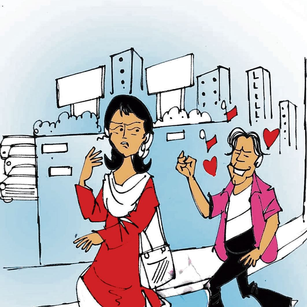 Indore: Engineering student booked for stalking girl
