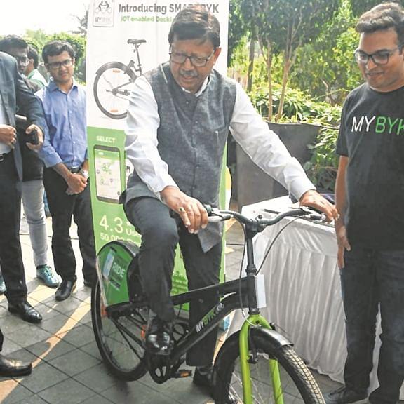 Mumbai: Electric bikes to raise Metro bar