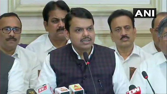 Twitter mocks Devendra Fadnavis for vow to 'never indulge in horse trading'