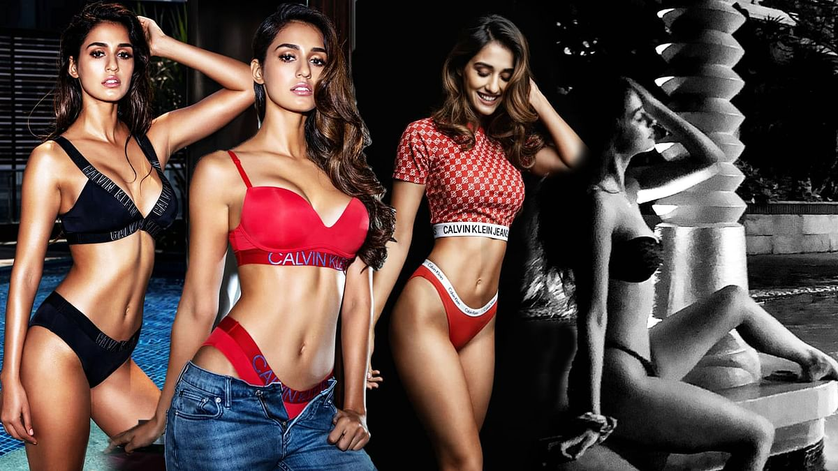 Disha Patani's sexy strapless bikini picture could be the reason Instagram is down!