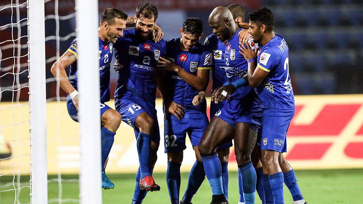 Indian Super League: NorthEast United vs Mumbai City