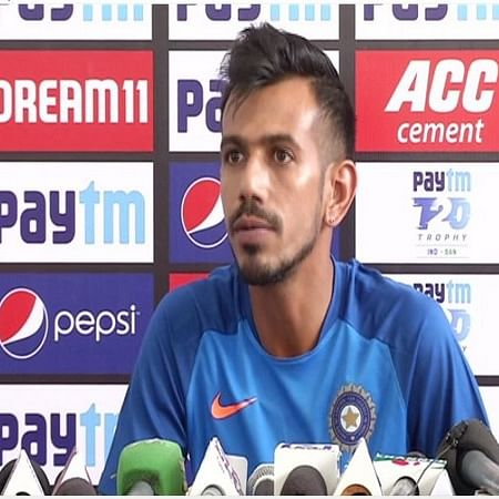 We believe in ourselves so there is no pressure, says Yuzvendra Chahal