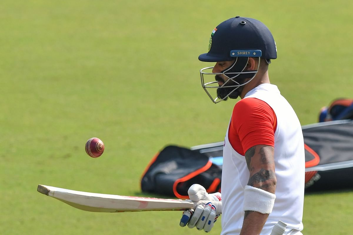 Want to see how pink ball behaves: Virat Kohli