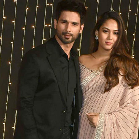 Shahid Kapoor says his wife Mira does not feel the need to change and adjust