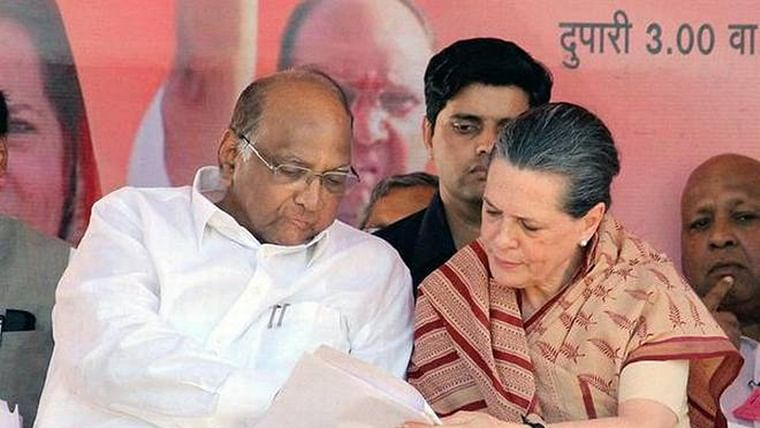 Blast from the Past: When Sharad Pawar ditched Congress over Sonia's 'foreign origin'