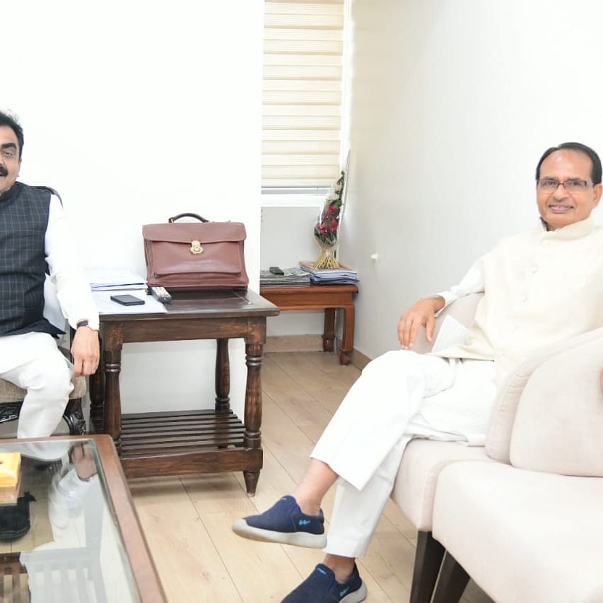 Bhopal: Names of Shivraj, Prabhat doing rounds with Rakesh for state prez