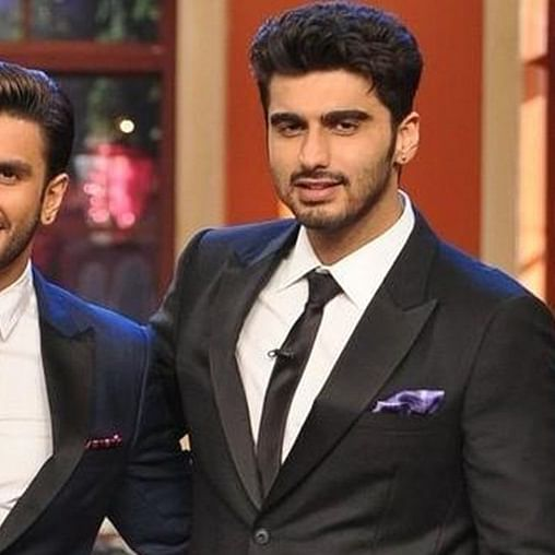 I am Deepika's 'souten': Arjun Kapoor on Ranveer kissing him and sending long voice messages