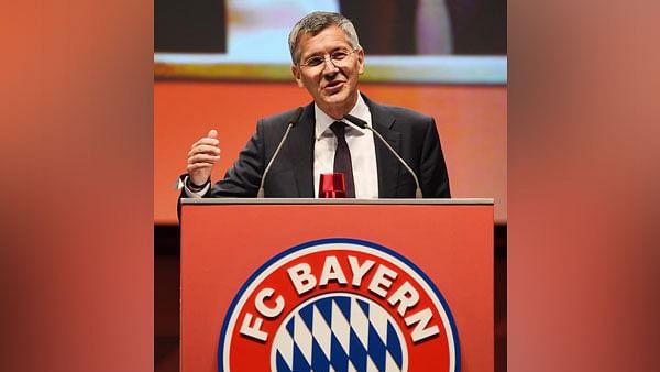 Bayern Munich elects Herbert Hainer as president