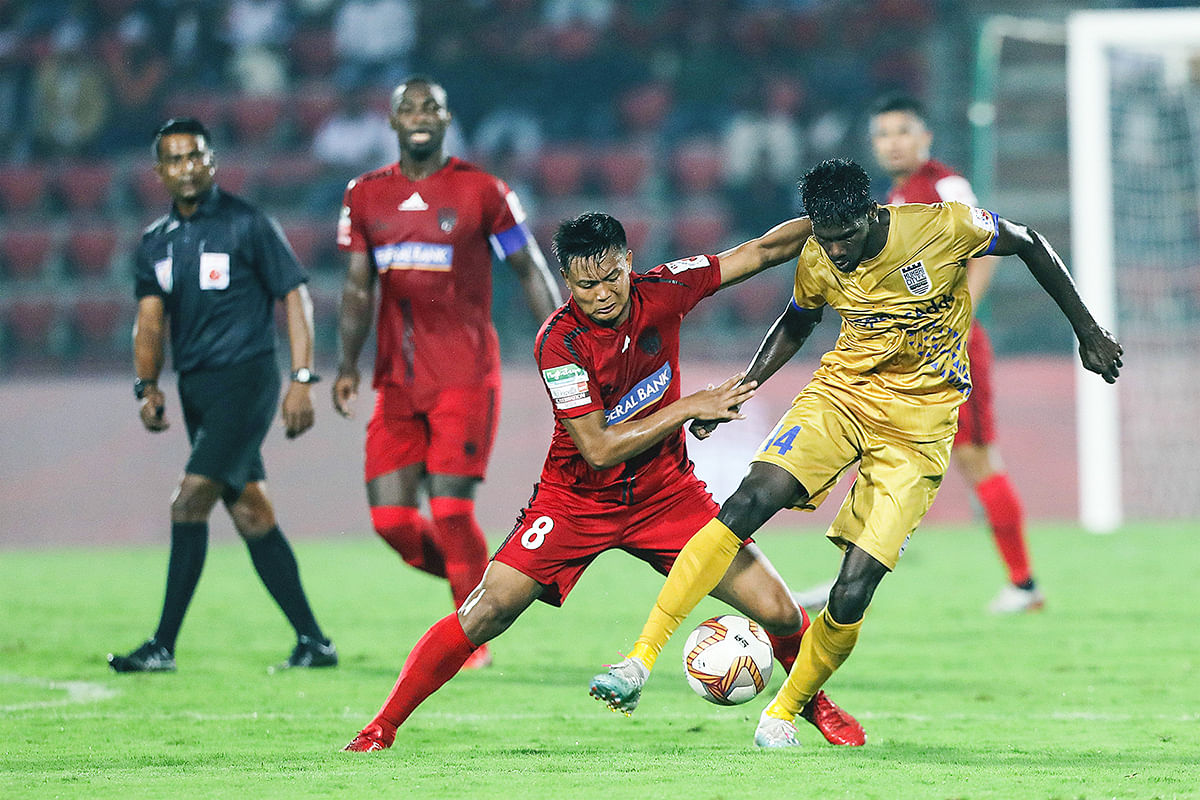 Table toppers ATK clash with revitalised Mumbai