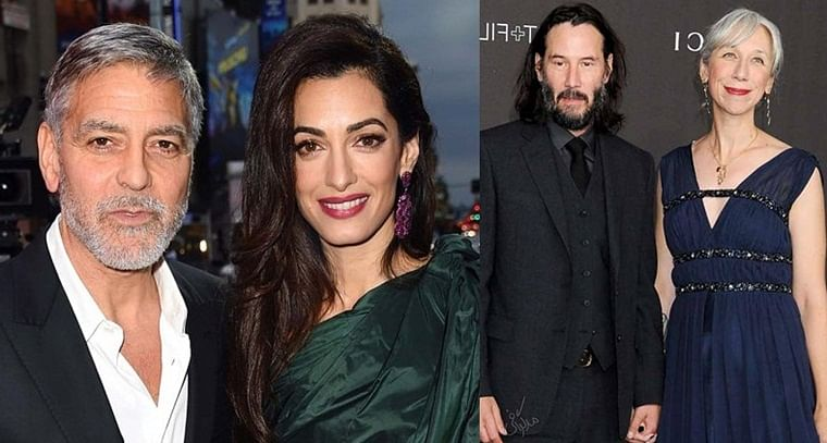 Why Keanu Reeves dating an age-appropriate girlfriend is a big deal