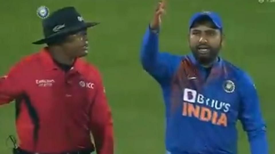 Watch: When Rohit Sharma channelled his inner Virat Kohli and lashed out at the Third Umpire