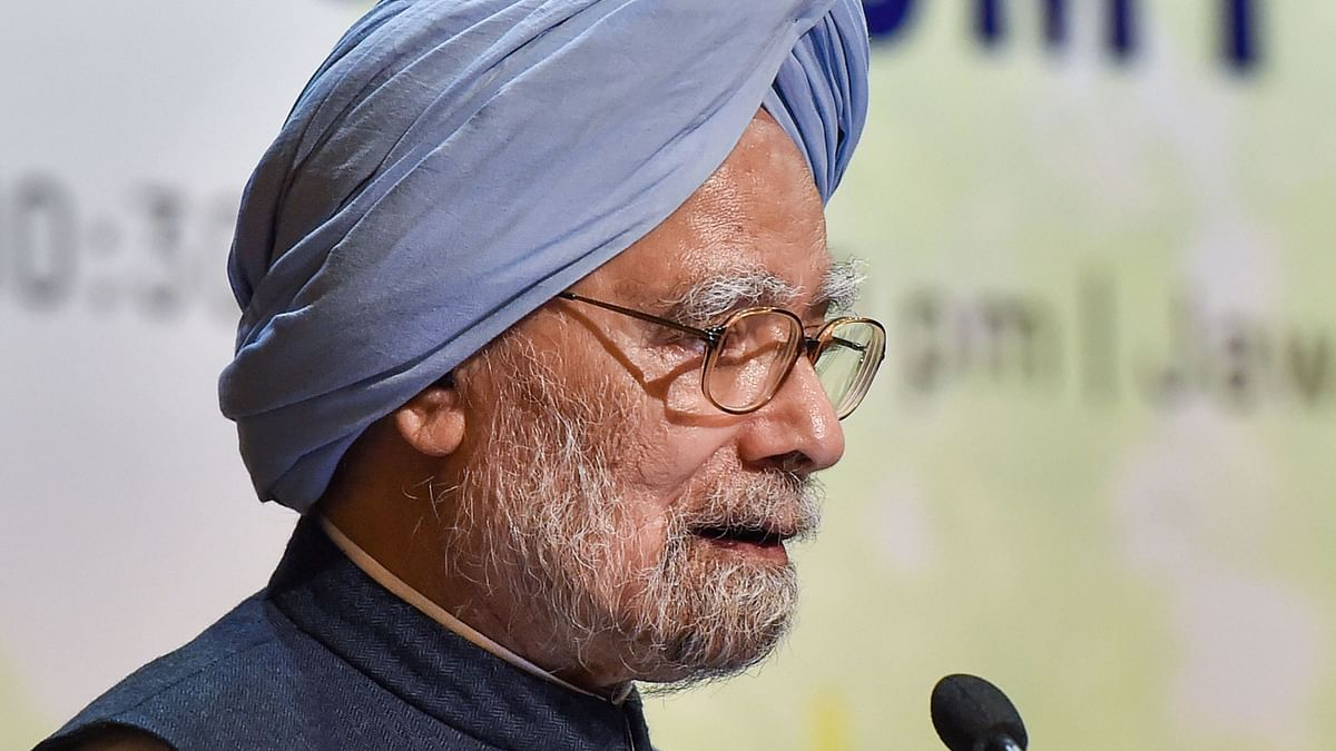 4.5 per cent GDP growth rate unacceptable, worrisome: Manmohan Singh