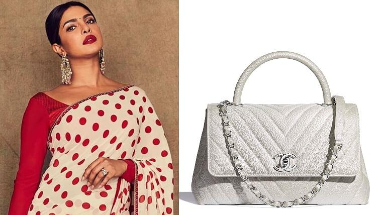 Priyanka Chopra's Chanel bag costs as much as three iPhone 11s