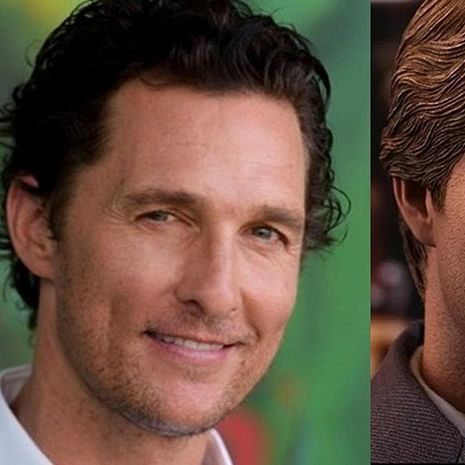 Matthew McConaughey to play Harvey Dent in Robert Pattinson's 'The Batman'?