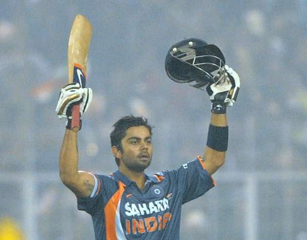 Watch: BCCI takes us down memory lane on Kohli's birthday with his first-ever ODI century