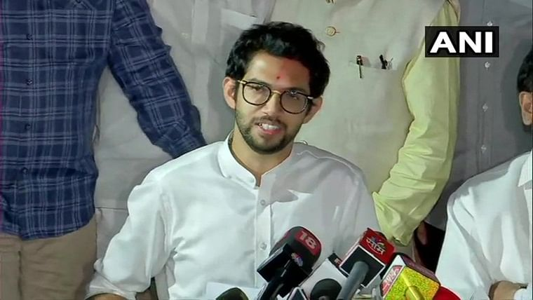 We want to work for people and will provide stable govt in Maharashtra: Aaditya Thackeray