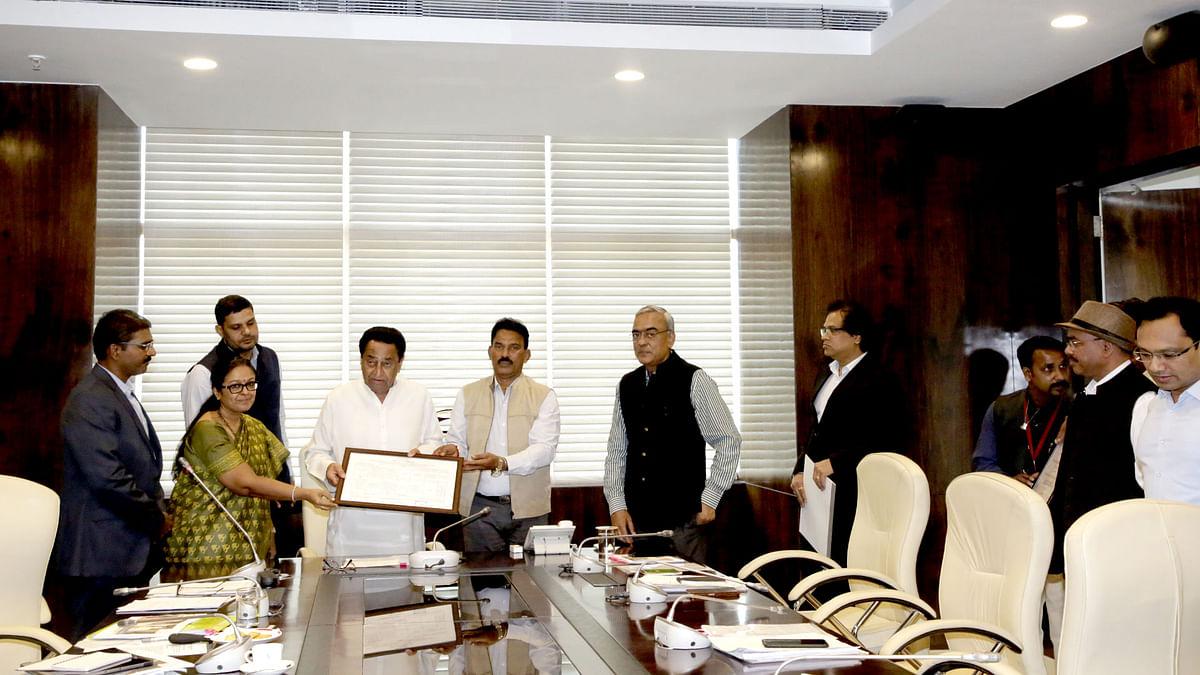 Bhopal: Expand Ayushman MP Yojana to all districts of MP, Says CM Kamal Nath
