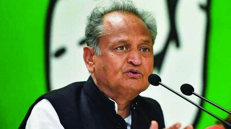 'Society cannot confine women in ghoongat', says Ashok Gehlot