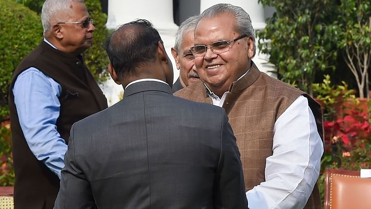 Some J&K leaders will face prison, I witnessed abuse of democracy: Satya Pal Malik