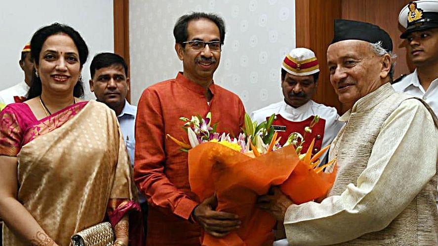 Five estranged neta return to Shiv Sena fold