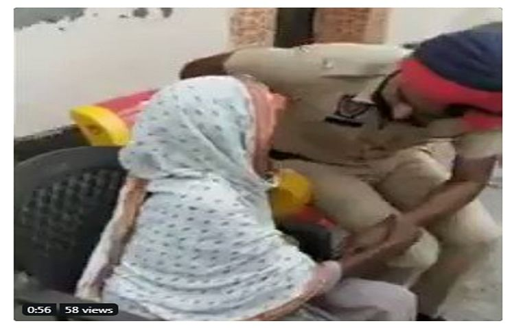 Punjab police earns Twitter praise for empathetic gesture