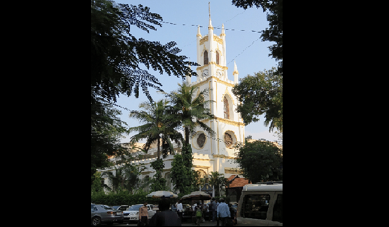 South Mumbai junction to be renamed St Thomas Cathedral Chowk after 300-year-old church