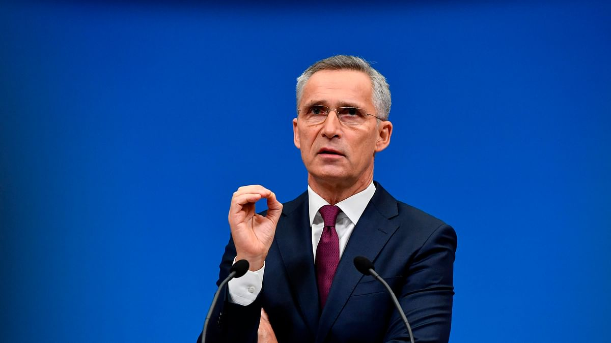 NATO chief warns of 'heavy price' if US troops leave Afghanistan
