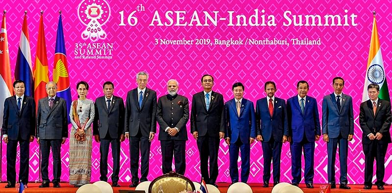 ASEAN nations pledge to sign mega trade deal RCEP in 2020