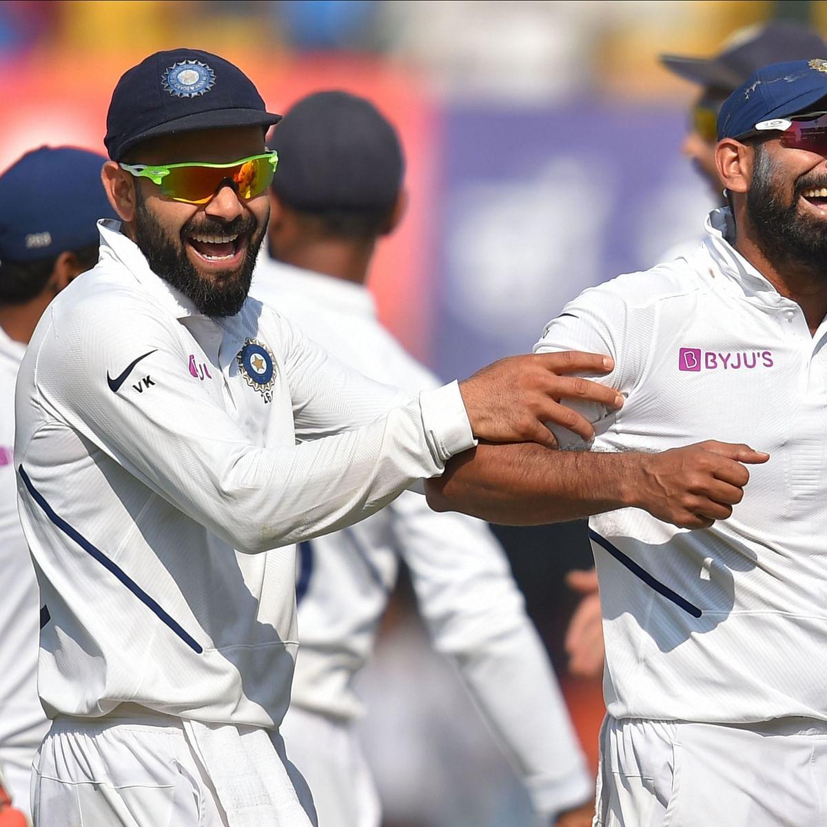 India vs Bangladesh 1st Test: Virat Kohli bowled over by pace trio's brilliance
