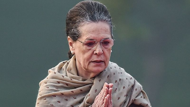 Congress chief Sonia Gandhi admitted to Delhi's Sir Ganga Ram Hospital