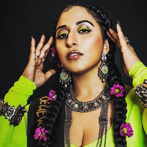 Raja Kumari becomes first Indian to host American Music Awards 2019