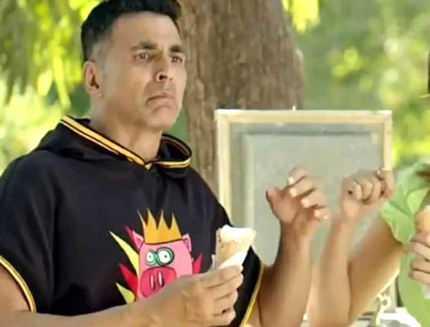 Did Akshay Kumar repeat his outfit from 'Housefull 4' in 'Good Newwz'?