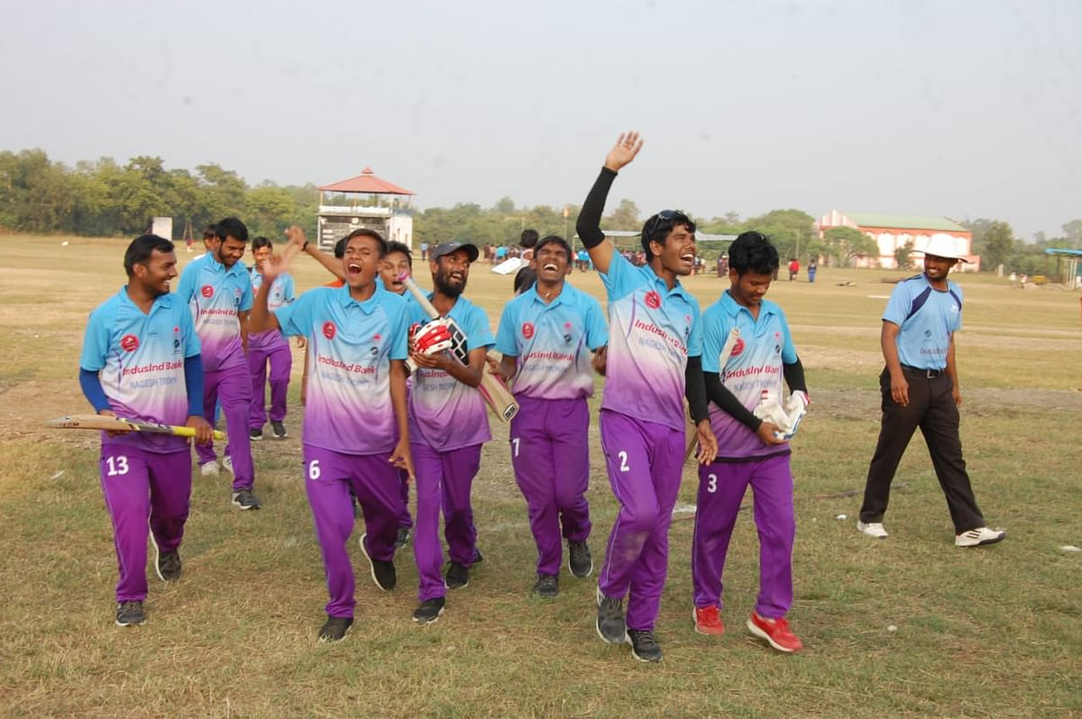 Bhopal: T20 National Domestic Blind Cricket Tournament; MP a step closer to knockout, Uttarakhand scores comfortable win