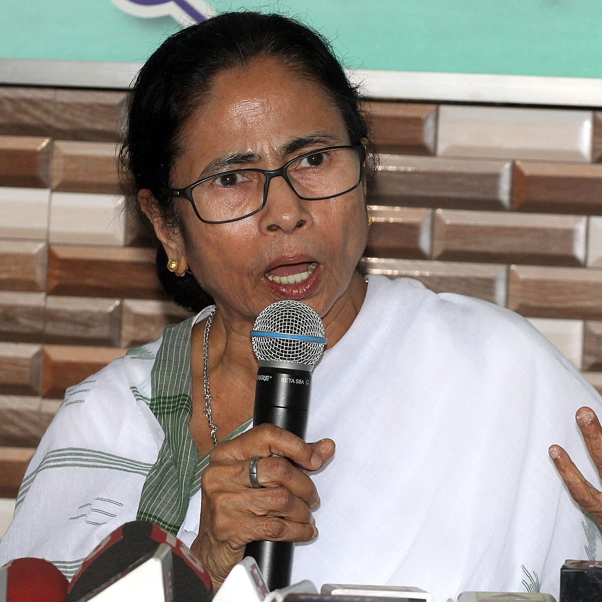 Bengal will never bow its head before others: Mamata Banerjee