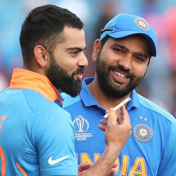 ICC ODI rankings: Kohli and Rohit occupy top two spots, Bumrah third in bowlers' list
