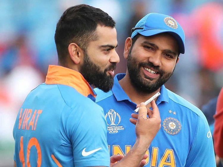 Virat Kohli surpasses Rohit Sharma to become world's leading T20I run-scorer