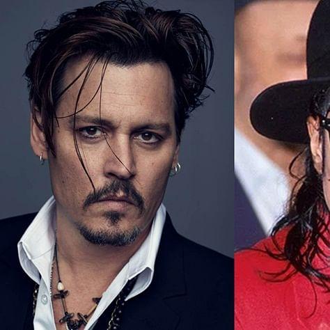 Johnny Depp to produce musical on pop legend Michael Jackson