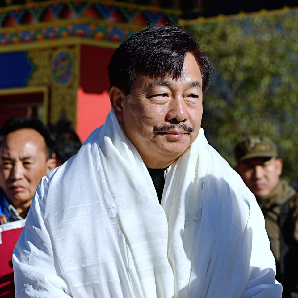 China has encroached over 50 km land in Arunachal, says BJP MP Tapir Gao