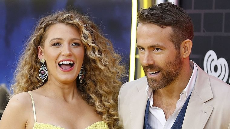 Blake Lively shares embarrassing video recorded by Ryan Reynolds when she was under anesthesia