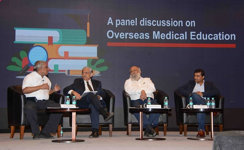Overseas countries feeding India's medical practitioner's needs