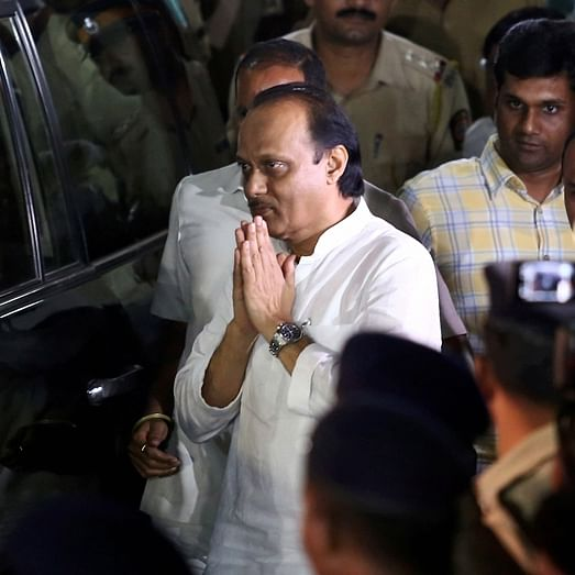 Twitter trends #PawarDoubleCross after Ajit Pawar takes oath as elected MLA