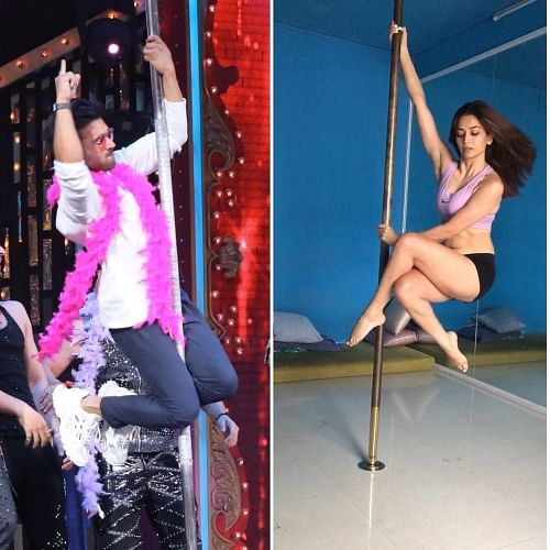 Pick your fighter: Pulkit Samrat or Kriti Kharbanda - who is a better pole dancer?