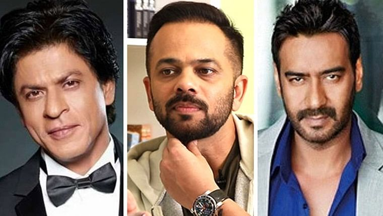 How Ajay Devgn and SRK similar? Not Kajol but Rohit Shetty has the answer