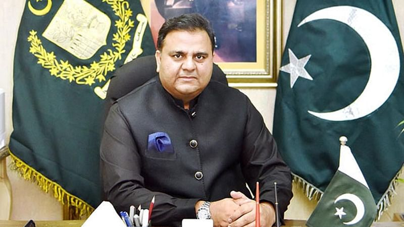 Fawad Chaudhry's claims Pak is a 'thong' for RSS/BJP, Twitter can't stop ROFLing