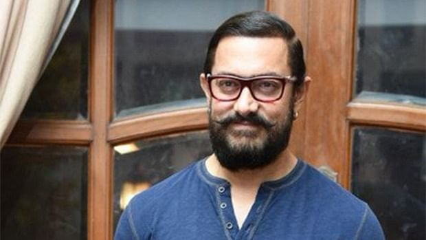 Aamir Khan unveils the logo of 'Laal Singh Chaddha'