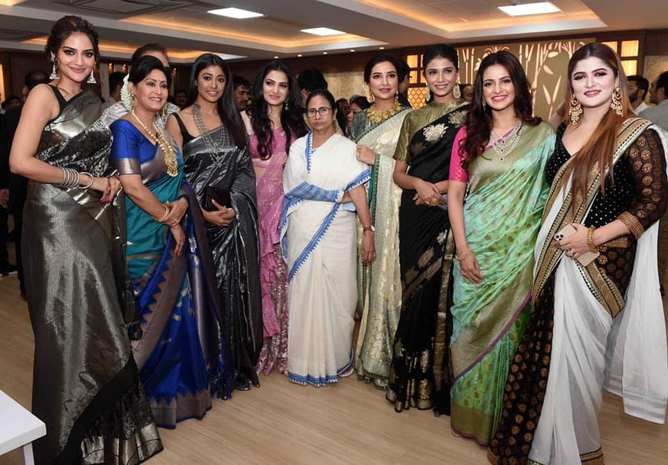 Nusrat Jahan to Mimi Chakraborty: Bengali beauties slaying at KIFF 2019