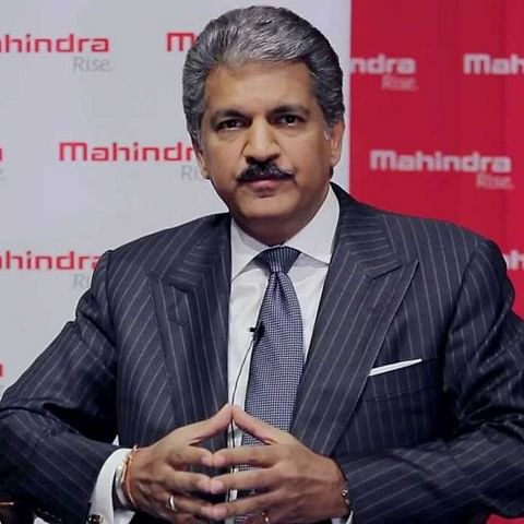 Anand Mahindra's important message on stray dogs has an important message about diversity