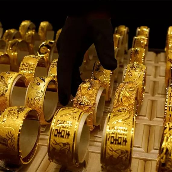 Gold Price Update on August 8: Yellow metal price drops marginally to Rs 56,126 per 10 gram